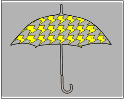 Umbrella-packing