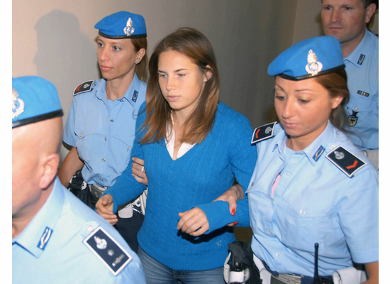 Lessons from the Amanda Knox Arrest